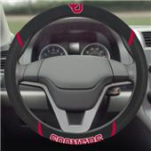 Fan Mats University Oklahoma Steering Wheel Covers