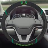 Fan Mats University of Oregon Steering Wheel Cover