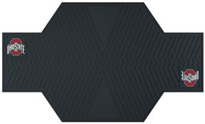 Fan Mats Ohio State University Motorcycle Mats