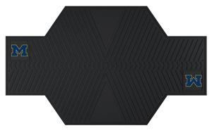 Fan Mats University of Michigan Motorcycle Mats
