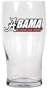 NCAA Alabama Crimson Tide 20oz. Pub Glass
