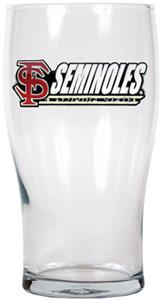 NCAA Florida State Seminoles 20oz. Pub Glass