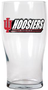 NCAA Indiana Hoosiers 20oz. Pub Glass