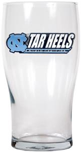 NCAA North Carolina Tar Heels 20oz. Pub Glass