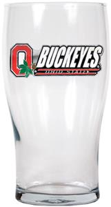 NCAA Ohio State Buckeyes 20oz. Pub Glass