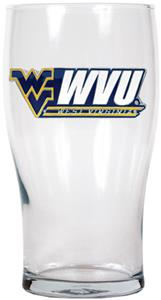 NCAA West Virginia Mountaineers 20oz. Pub Glass