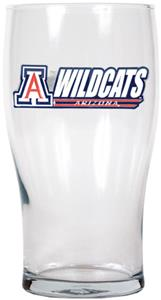 NCAA Arizona Wildcats 20oz. Pub Glass