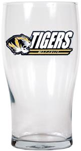NCAA Missouri Tigers 20oz. Pub Glass