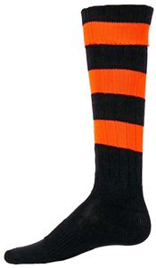 Red Lion Neon Big Stripe Socks