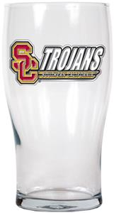 NCAA Southern California Trojans 20oz. Pub Glass