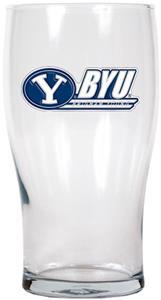 NCAA Brigham Young Cougars 20oz. Pub Glass
