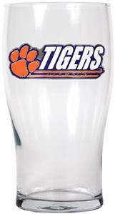 NCAA Clemson Tigers 20oz. Pub Glass