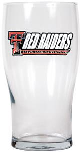 NCAA Texas Tech 20oz. Pub Glass
