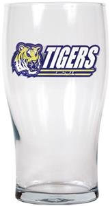 NCAA Louisiana State Tigers 20oz. Pub Glass