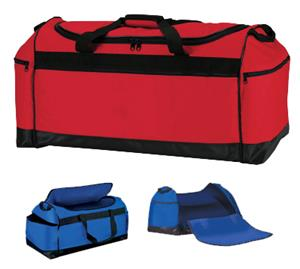 Ryno ST65 Deluxe Rubberized Bottom Equipment Bags