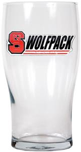 NCAA North Carolina State 20oz. Pub Glass