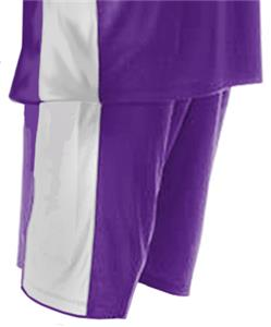 A4  PFP Side Panel Basketball Game Shorts
