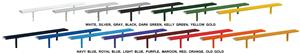 Porter Aluminum Stationary Bench