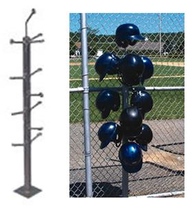 Good Jaypro Stackmaster Batting Helmet Storage Rack