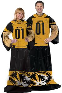 Northwest NCAA Missouri Tigers Comfy Throws