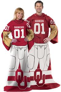 Northwest NCAA Oklahoma Sooners Comfy Throws