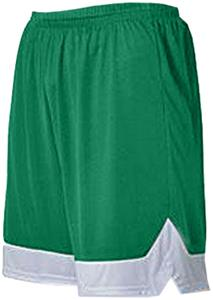 A4 Color Block Basketball Performance Shorts
