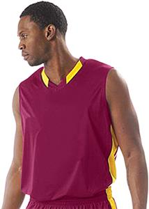 A4 Triple Game Basketball Jerseys