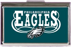 NFL Philadelphia Eagles Business Card Case