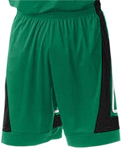"A4 Triple Game 10"" Basketball Shorts - Closeout"