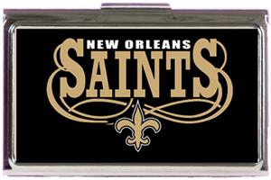 NFL New Orleans Saints Business Card Case