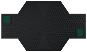 Fan Mats Michigan State University Motorcycle Mats