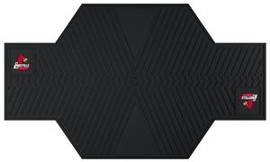Fan Mats University of Louisville Motorcycle Mats