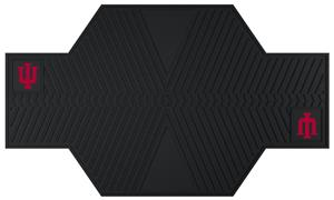 Fan Mats Indiana University Motorcycle Mats