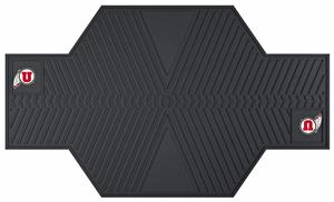 Fan Mats University of Utah Motorcycle Mats