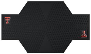 Fan Mats Texas Tech University Motorcycle Mats