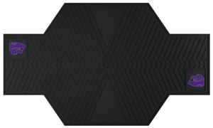 Fan Mats Kansas State University Motorcycle Mats