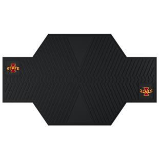 Fan Mats Iowa State University Motorcycle Mats
