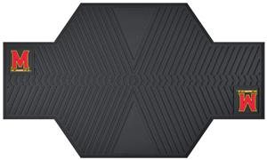 Fan Mats University of Maryland Motorcycle Mats