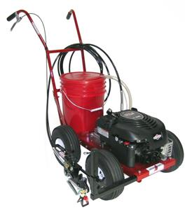 Newstripe 4250 Walk Behind Airless Sprayer