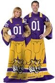 Northwest NCAA LSU Tigers Comfy Throws
