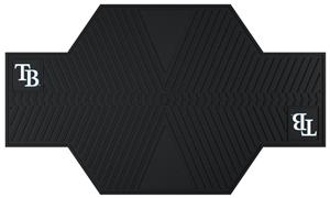 Fan Mats MLB Tampa Bay Rays Motorcycle Mats