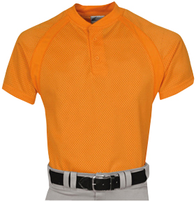 Champro Adult Pro-Plus Mesh Two Button Jerseys C/O