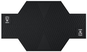 Fan Mats NBA Brooklyn Nets Motorcycle Mats