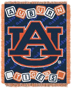 Northwest NCAA Auburn University Baby Throws