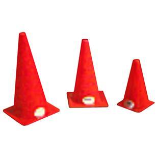 Goal Sporting Goods Practice Field Cones 4 SZ EA