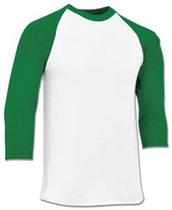 Champro Veteran Cotton 3/4 Sleeve Baseball Jerseys