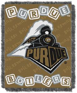 Northwest NCAA Purdue Boilermakers Baby Throws