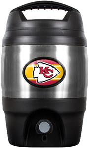 NFL Kansas City Chiefs 1 gal Tailgate Jug