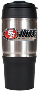 NFL San Francisco 49ers Heavy Duty Travel Tumbler