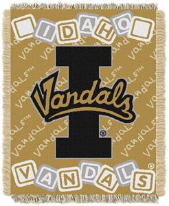 Northwest NCAA Idaho Vandals Baby Throws